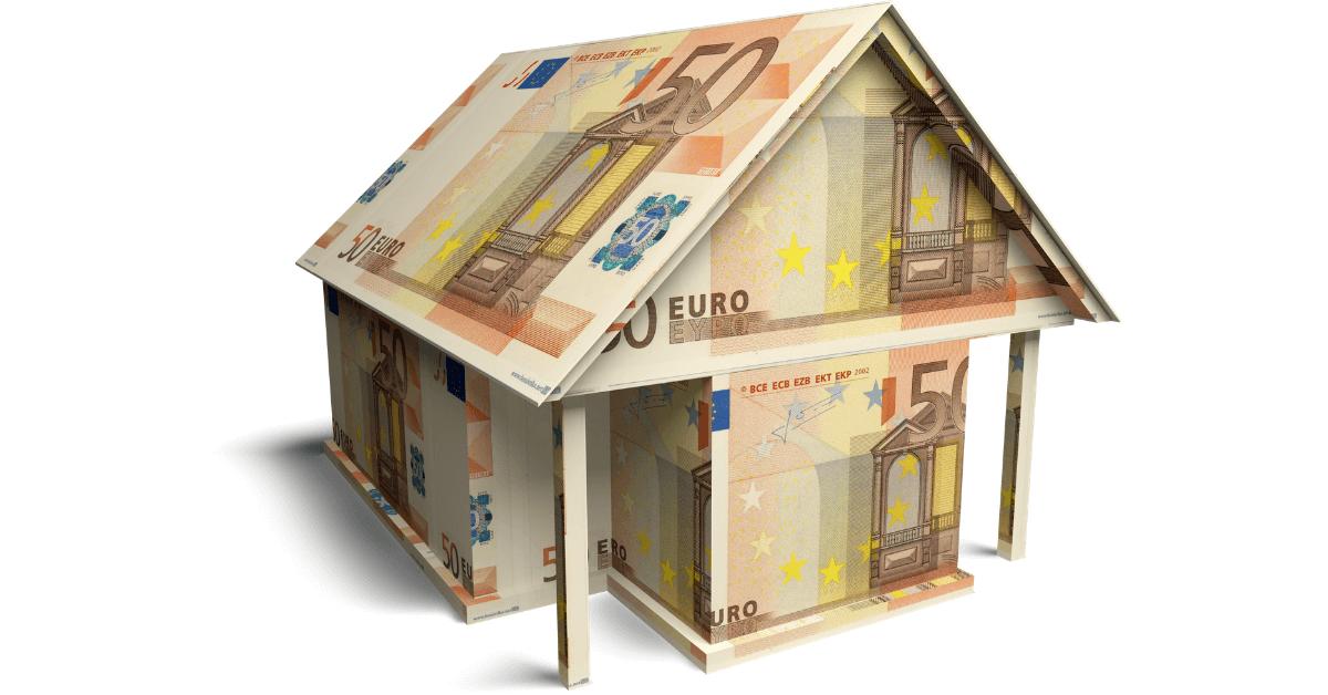 Haus aus Geld - Erbschaftsteuer bei Immobilien - SRTI Blog